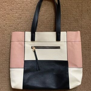 2 for $20 vegan leather tote bag